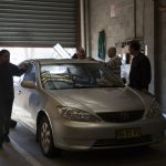 Paintless Dent Repair Course Melbourne 1st to 5th July 2013 Day 2 and Day 3 28