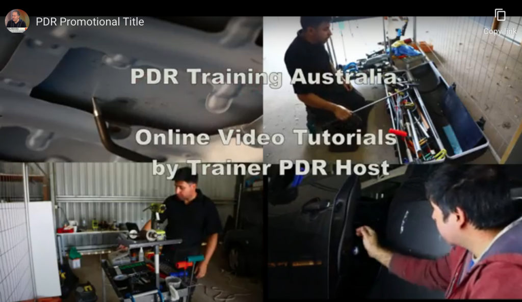 PDR Course Online