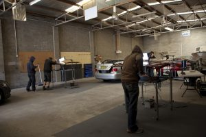 Paintless Dent Removal Course Melbourne 7th July 2014 Day 2 5