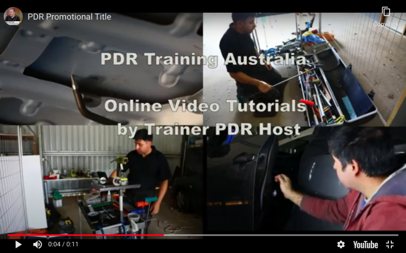 PDR Course Online Videos